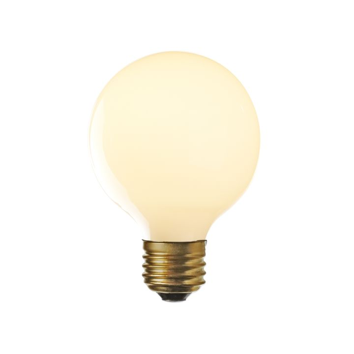 Carlton Frosted LED G25 Bulb (E26), Single