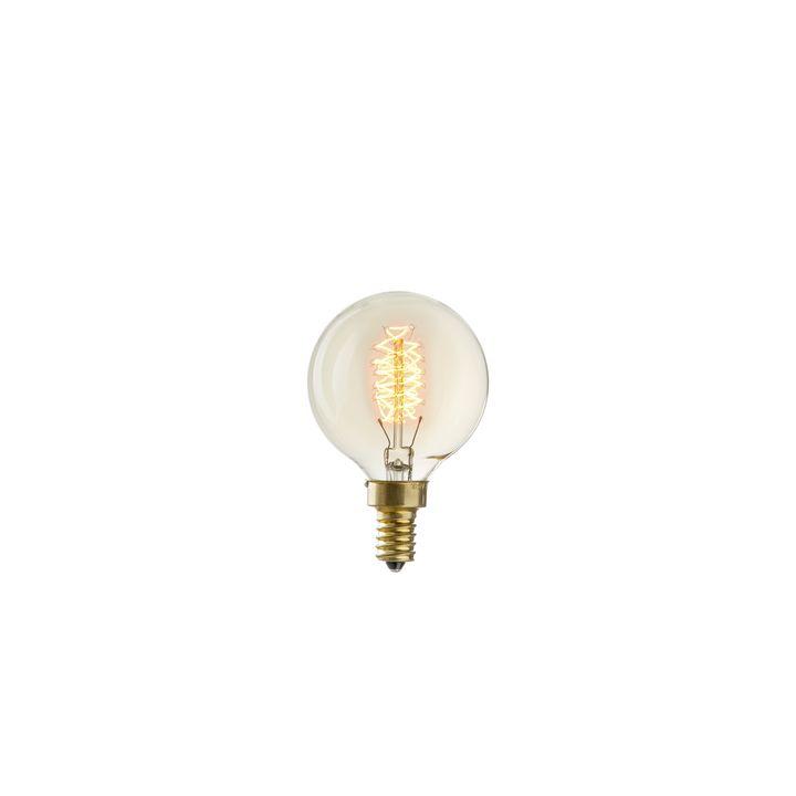 Baltic G16.5 Vintage Candelabra Bulb (E12), Single