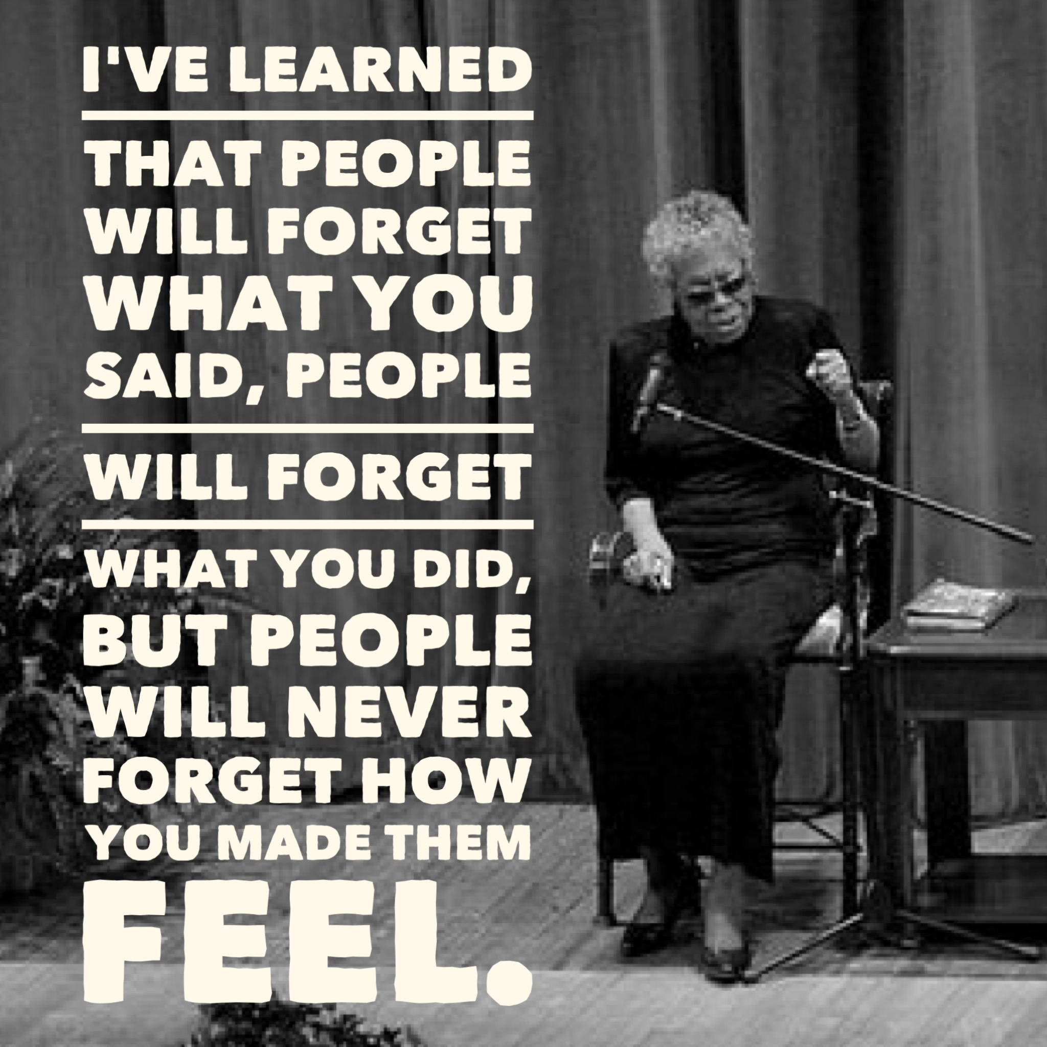 Maya Angelou Quotes: 10 Profound Sayings And Poems