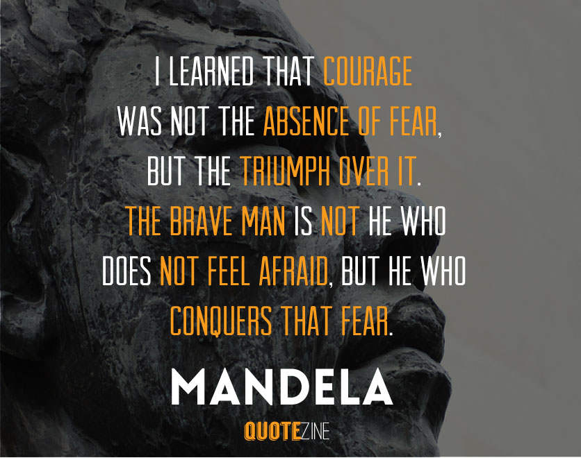 Nelson Mandela Quotes 25 Inspirational Words Of Wisdom Quotezine