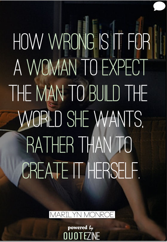 Marilyn Monroe Quotes 20 Inspiring Sayings Every Girl Can Relate To