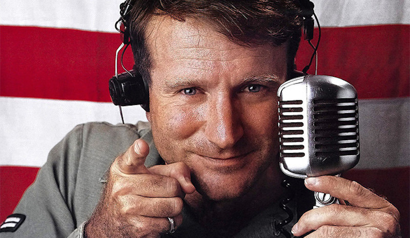 20 Unforgettable Robin Williams Movie Quotes (infographic)