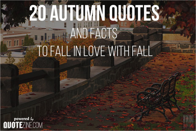 Fallquotes Interesting Fall Quotes About Love
