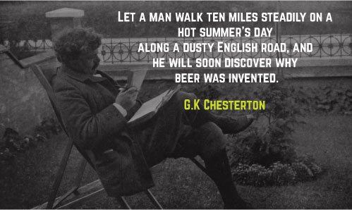 The 60 Best GK Chesterton Quotes On Life Love Religion Fascinating Religious Quotes About Life