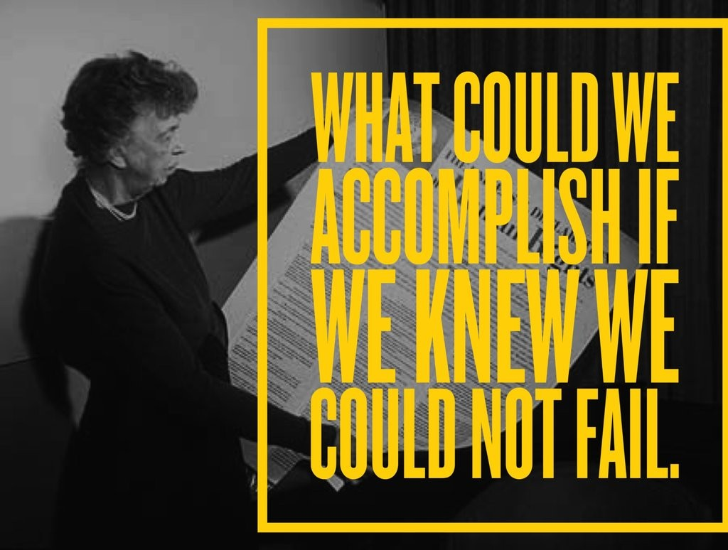 30 Famous Quotes From Eleanor Roosevelt To