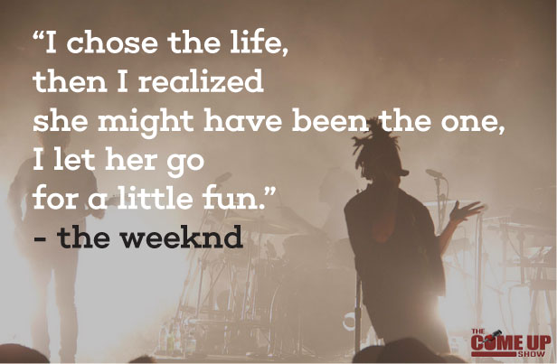 The Weeknd Quotes The 28 Best Lines Lyrics On Love