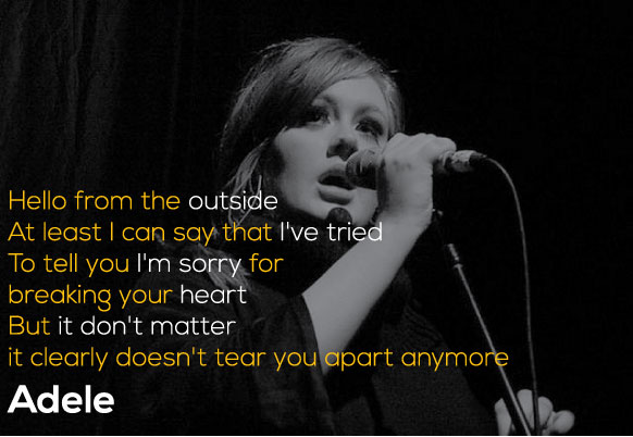 Adele Quotes: The Best Lyrics and Lines from 19, 21 and 25