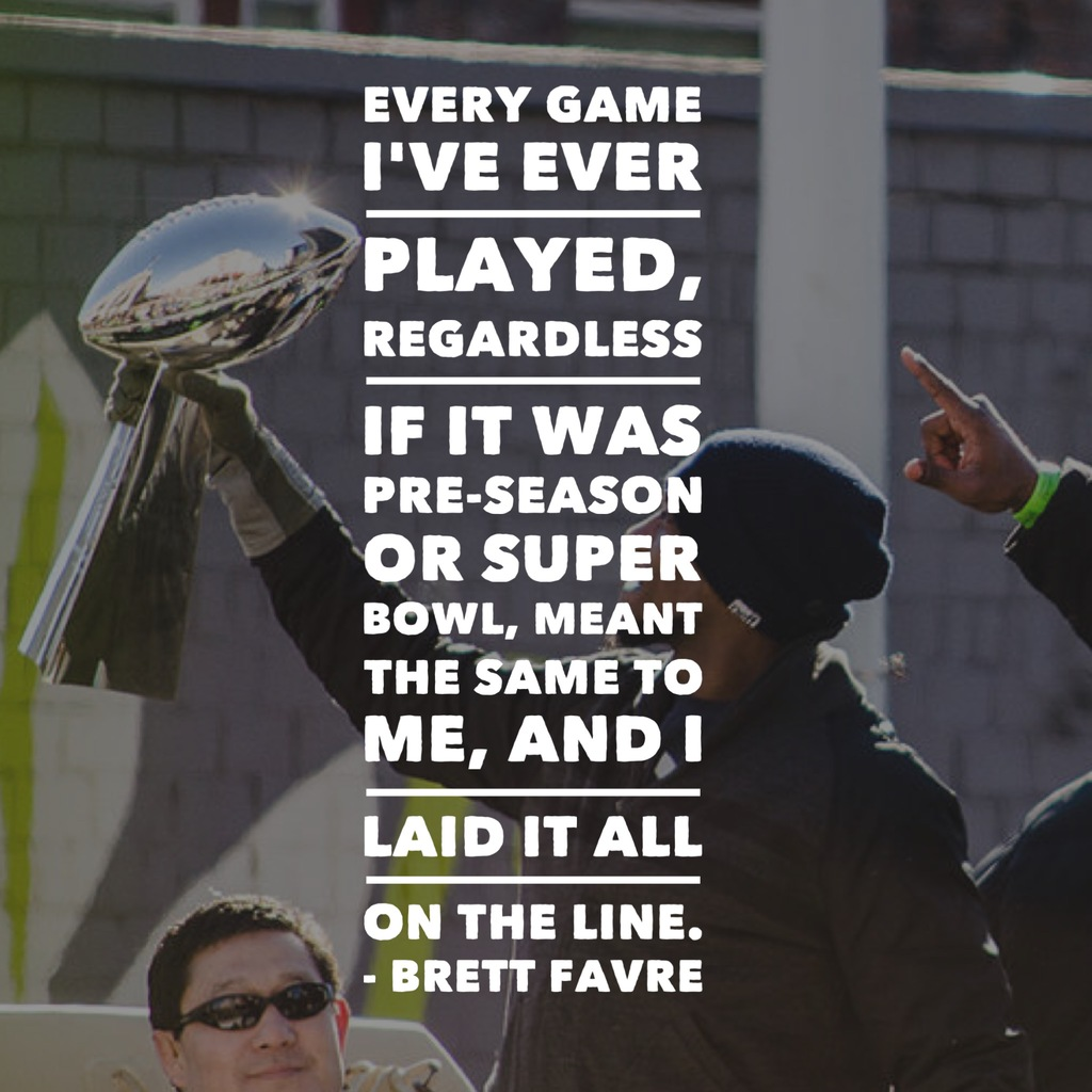 Quote Superbowl