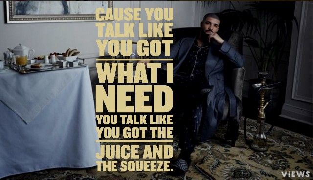 Drake quotes the best lyrics and lines from views quotezine drake quotes views lyrics cause you talk like stopboris Image collections