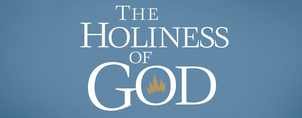 The Holiness Of God 2009 National Conference By Various border=