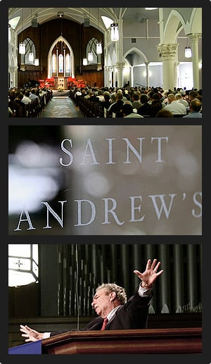 Sermons from St. Andrews Chapel