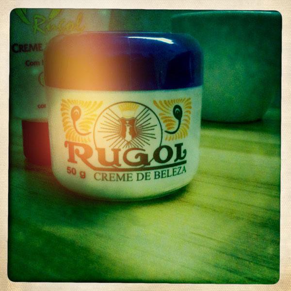 Creme Rugol (R$ 12)