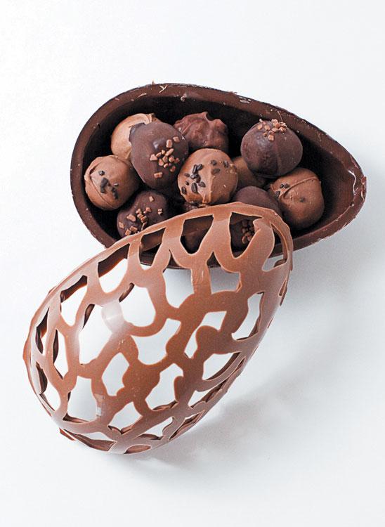 O ovo rendado da Pecadille (R$ 120)