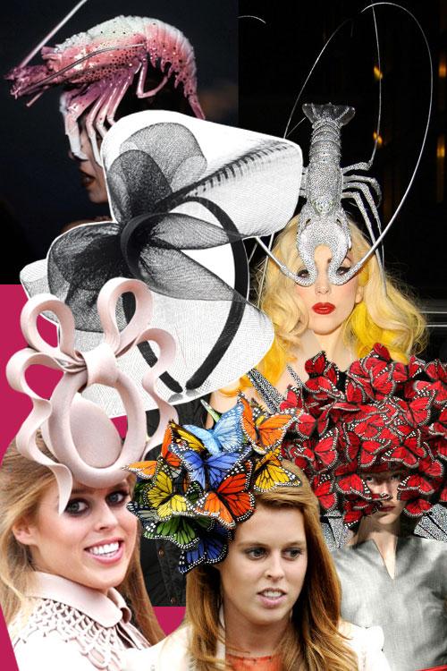 Isabella Blow lançou tendência, Lady Gaga popularizou...