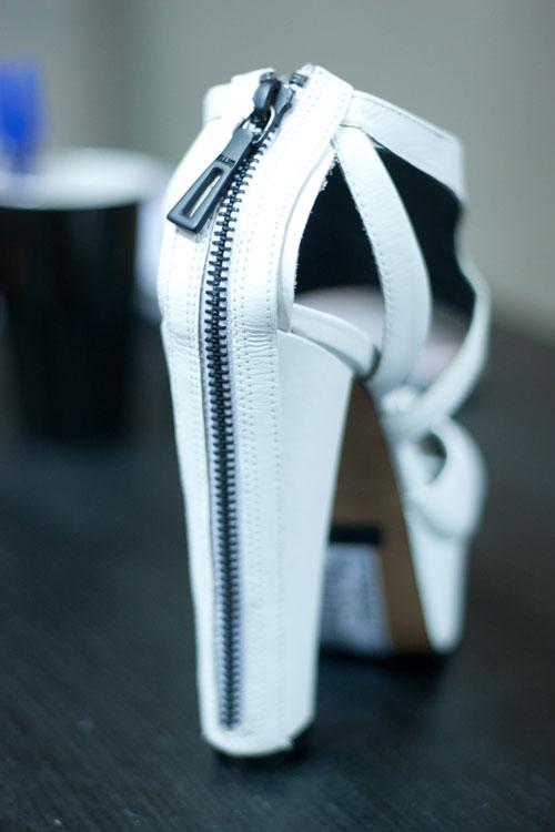 A Ellus apresentou os produtos de uma das 6 coleções que vai lançar por ano a partir desta primavera-verão 2011/12