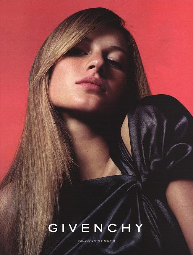 E da Givenchy também!