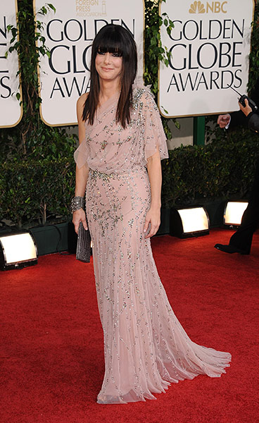 Sandra Bullock de Jenny Packham