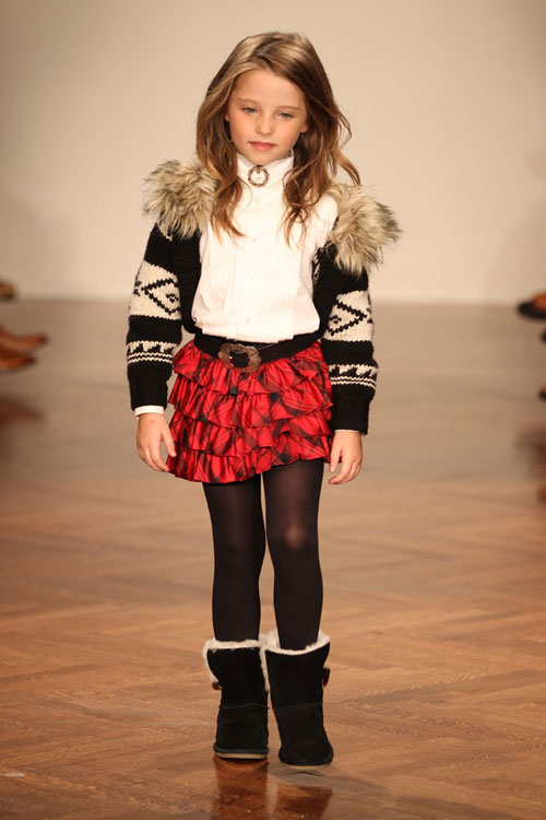 Ralph Lauren Girls outono-inverno 2011/12