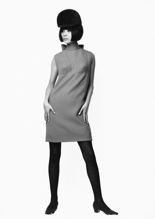 Um pouco do que você pode encontrar na exposição: look de 1966
