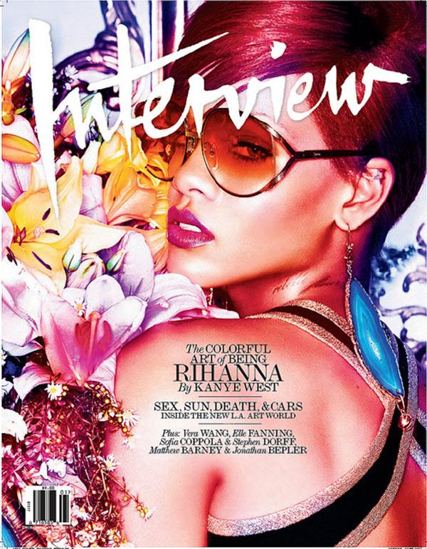 Rihanna na capa da