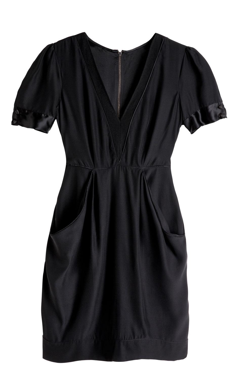 Vestido preto (R$ 189)