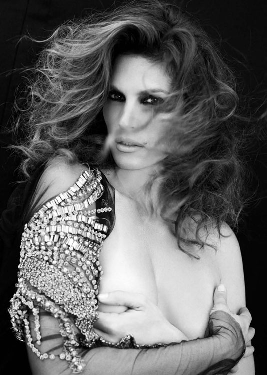 Cindy Crawford, 46 anos: