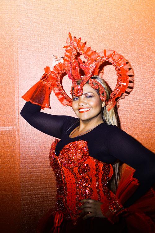 Gaby Amarantos, a Beyoncé do Pará