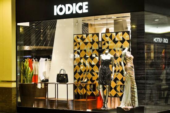 Visual da nova loja Iódice no Shopping Iguatemi, em SP