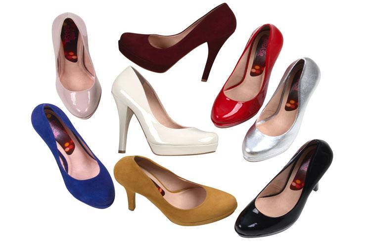 595a45c028 Sapatos para andar pela Avenida Brasil - Lilian Pacce