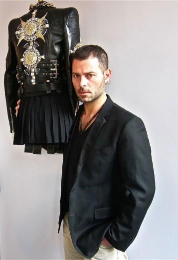 Fausto Puglisi - o novo Versace?