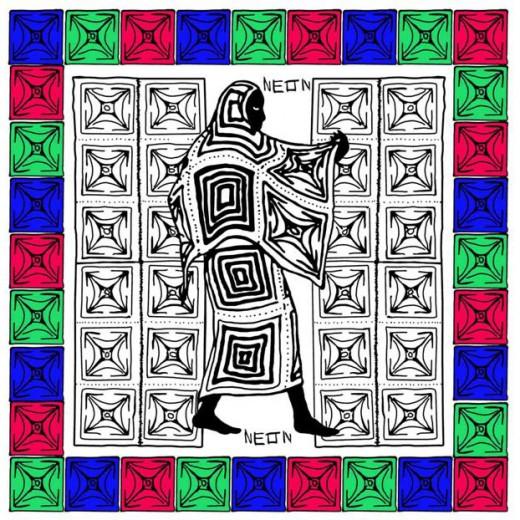Vem pra tribo da Neon, agora com lenços da Scarf Me!