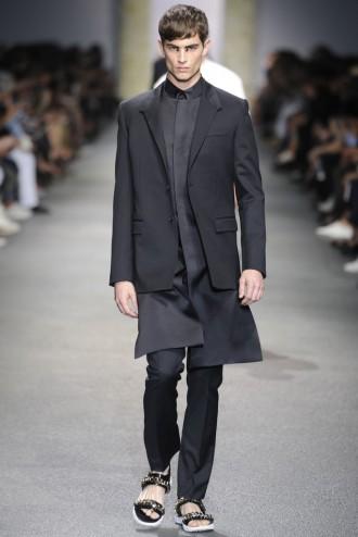 Givenchy (masc) primavera-verão 2013 - Lilian Pacce f16e8ed0fd