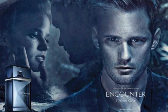 Alexander pra Encounter da Calvin Klein