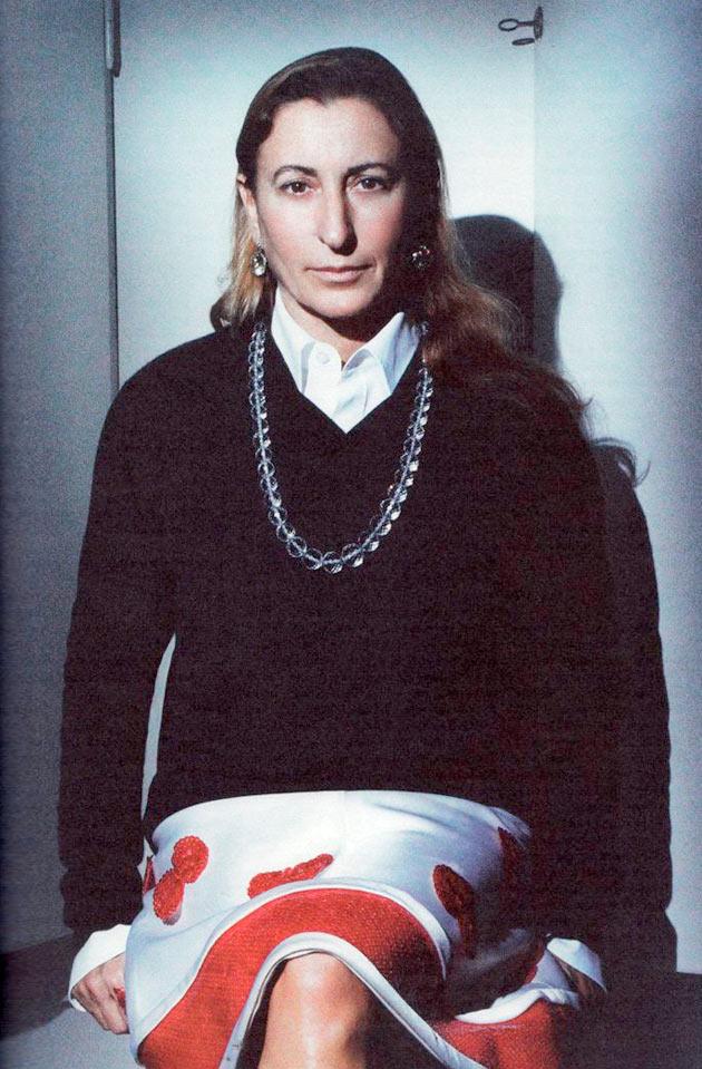 12ef9a044c4af Miuccia Prada - Página 4 de 11 - Lilian Pacce