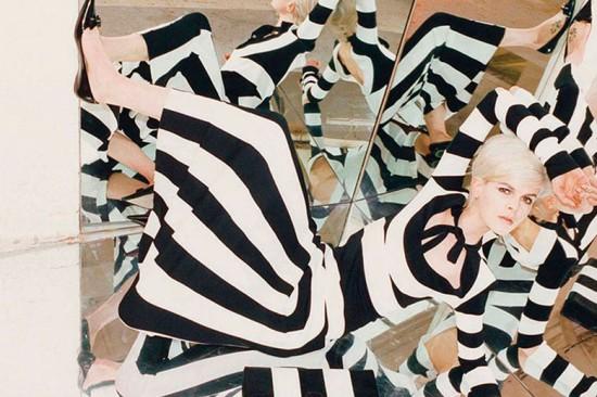 Ruby Jean na campanha de primavera-verão 2013 da Marc Jacobs