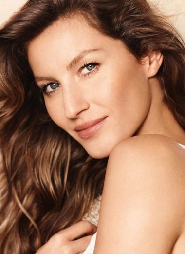 Gisele Bündchen é o novo rosto de beleza da Chanel