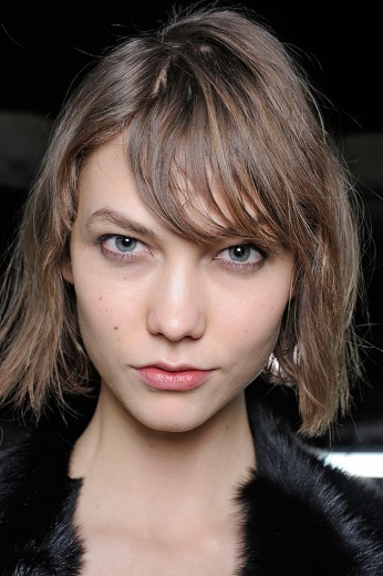 "Karlie Kloss, a dona do corte do ano: ""The Karlie"""