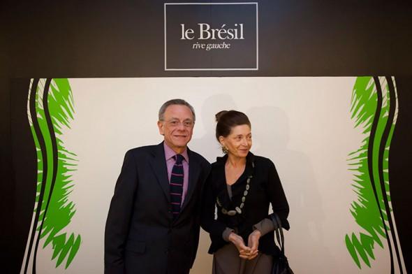 23413-le-bon-marche-Embaixador-e-Embaixatriz-brasileiros-em-Paris,-Sr.-Jose-Mauricio-Bustani-e-Sra-Janine-Bustani