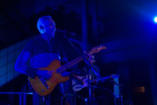 Teve show de Gilberto Gil