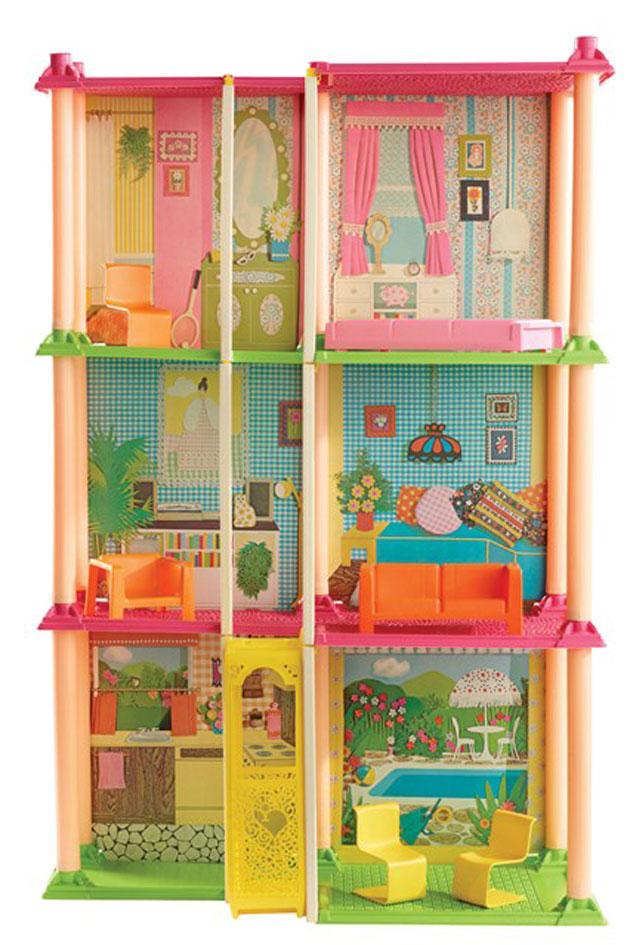 Roksanda ilincic nova arquiteta da barbie lilian pacce for Sala de estar barbie