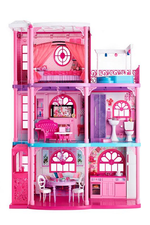Roksanda ilincic nova arquiteta da barbie lilian pacce - Barbie la maison de reve ...