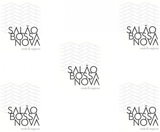 Logo do novo Salão Bossa Nova