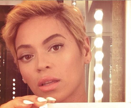 Adeus, mega hair: Beyoncé é a nova adepta dos cabelos curtos