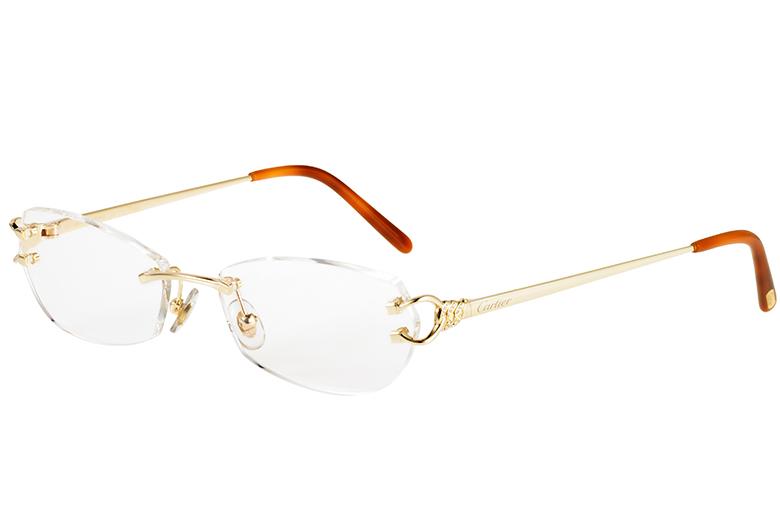 3edfede5e Cartier traz óculos de alta-joalheria pro Brasil
