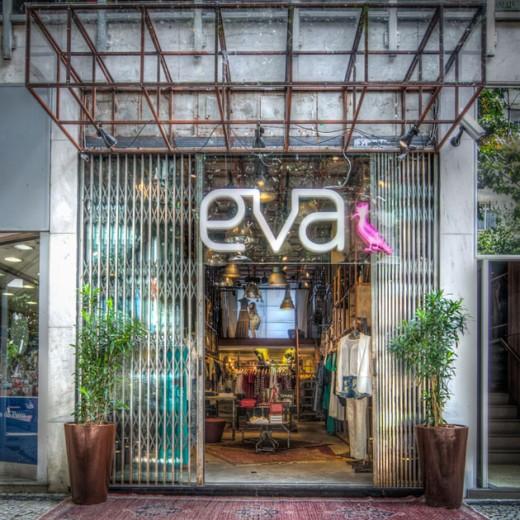 A marca Eva abre sua primeira loja no Rio