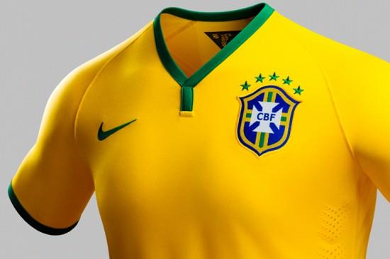 Designer da Nike explica o uniforme da seleção brasileira 99288f59d1312