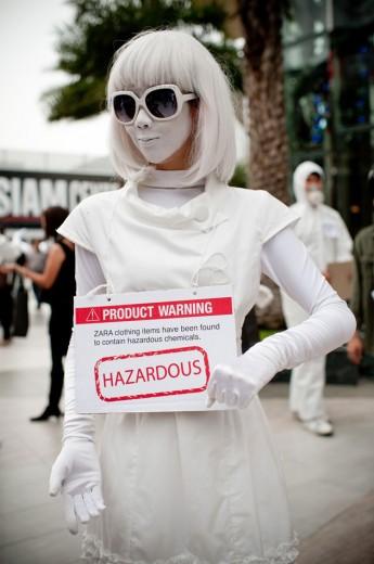 Vem ver as pessoas que se manifestaram em todo o mundo a favor da desintoxicação de suas roupas!