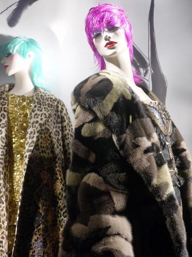 Os casacões da Bergdorf Goodman