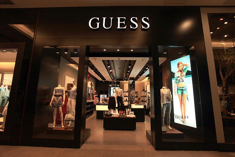 4a681ac1d Guess abre loja no Brasil - Lilian Pacce