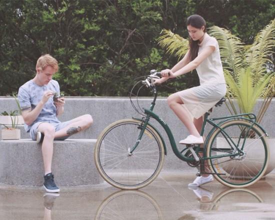 Cycleland: pedalando com estilo!
